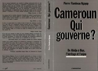Couverture Cameroun, qui gouverne ?