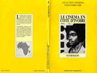 Couverture Le cinéma en Côte-d'Ivoire