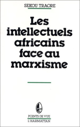 Couverture Les intellectuels africains face au marxisme