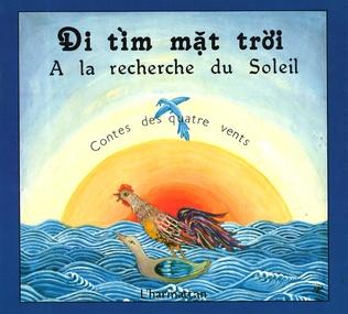 Couverture Di Tim Mat Troi : à la recherche du soleil
