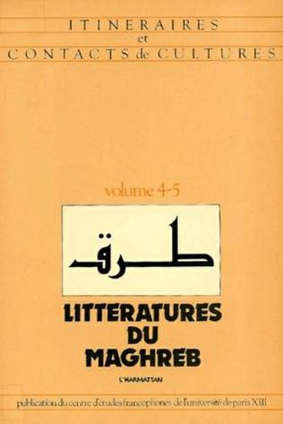 Couverture Littératures du Maghreb (n°4-5)