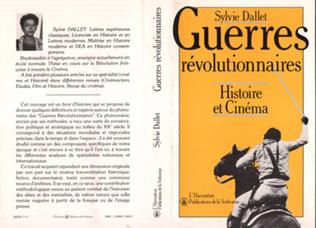 Couverture Guerres révolutionnaires - Histoire et cinéma