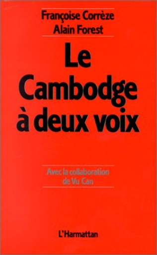 Couverture Le Cambodge à deux voix