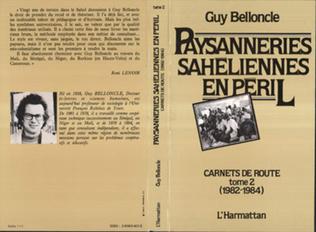 Couverture Paysannerie sahélienne en déroute : carnets de routes 1978-1980