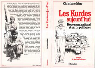 Couverture Les Kurdes aujourd'hui