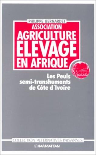 Couverture Association agriculture, élevage en Afrique