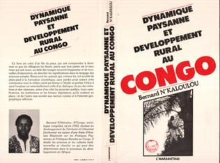 Couverture Dynamique paysanne et développement rural au Congo