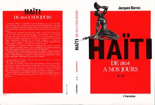Couverture Haïti de 1804 à nos jours Tome 2