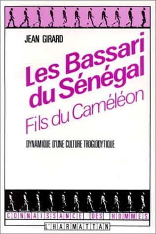 Couverture Les Bassari du Sénégal : Fils du Caméléon