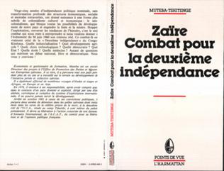 Couverture Zaïre, combat pour la deuxième indépendance