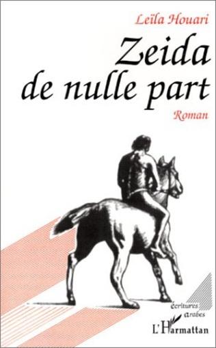 Couverture Zeida de nulle part