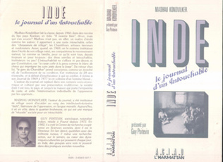 Couverture Inde: journal d'un intouchable