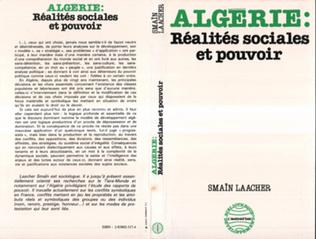 Couverture Algérie : réalités sociales et pouvoir