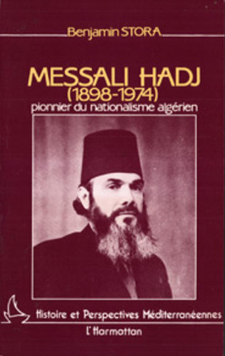Couverture Messali Hadj (1898-1974)