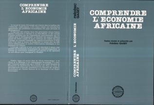Couverture Comprendre l'économie africaine
