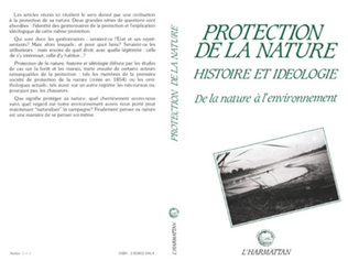 Couverture Protection de la nature
