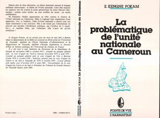 Couverture La problématique de l'unité nationale au Cameroun