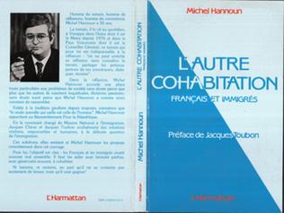 Couverture L'autre cohabitation Français-Immigrés