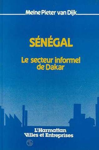Couverture Sénégal - Le secteur informel de Dakar