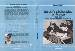 Couverture Les Juifs sépharades en France