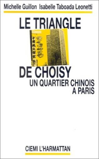 Couverture Le triangle de Choisy