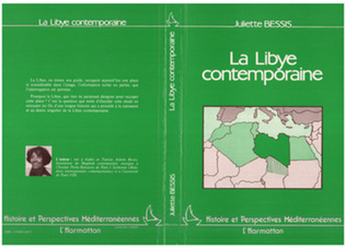 Couverture La Libye contemporaine