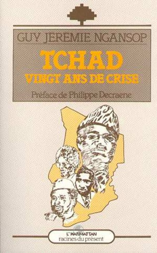 Couverture Tchad, vingt ans de crise