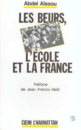 Couverture L'action collective des jeunes Maghrébins de France