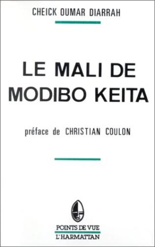 Couverture Le Mali de Modibo Keita