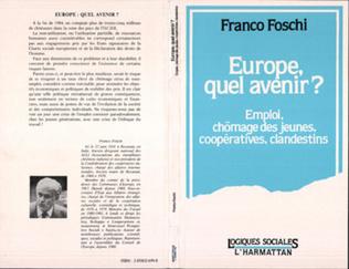 Couverture Europe quel avenir?