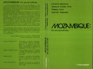 Couverture Mozambique