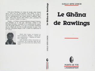 Couverture Le Ghana de Rawlings