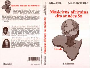 Couverture Musiciens africains des années 80