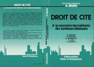 Couverture Droit de la cité
