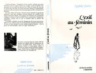 Couverture L'exil au féminin