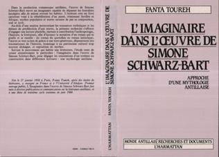 Couverture L'imaginaire dans l'oeuvre de Simone Schwartz-Bart