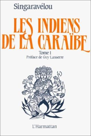 Couverture Les Indiens de la Caraïbe