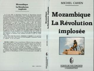 Couverture Mozambique - La révolution implosée