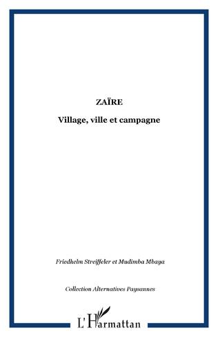 Couverture Zaïre