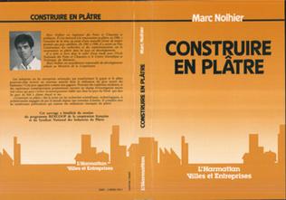 Couverture Construire en plâtre