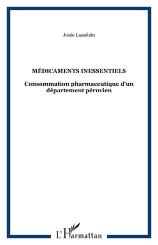 Couverture Médicaments inessentiels