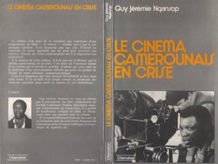 Couverture Le cinéma camerounais en crise