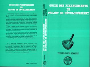 Couverture Guide de financement des projets de développement