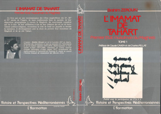 Couverture L'imamat de Tahart