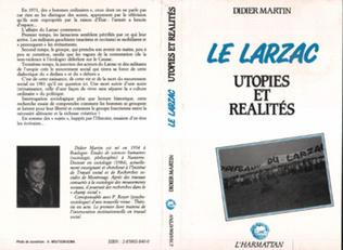 Couverture Le Larzac