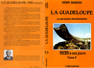Couverture La Guadeloupe