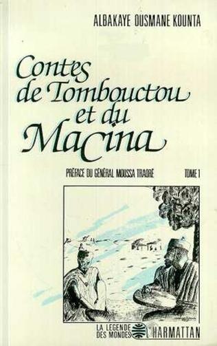 Couverture Contes de Tombouctou et de Macina
