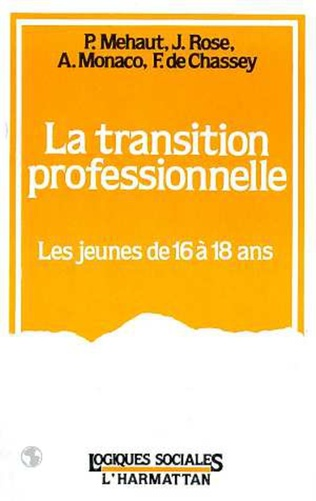 Couverture La transition professionnelle