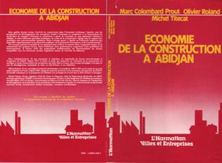 Couverture Economie de la construction à Abidjan