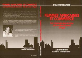Couverture Femmes africaines et commerce